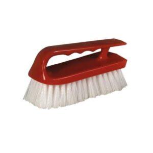 Brush Iron Handle Nylon Bristles