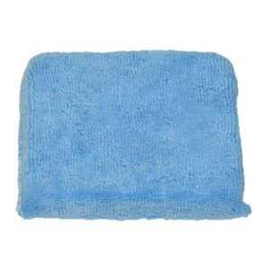 Microfiber Applicator Pad, Blue (Size:Small)