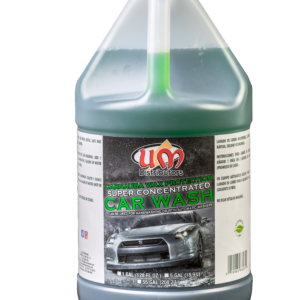 Car Wash & Wax Gallon