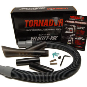 ZV-200  Velocity Vac Tornador Car Cleaning