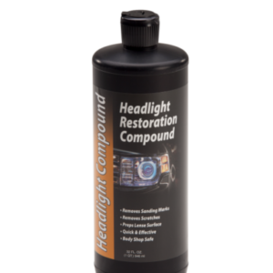 P&S Headlight Restoration Compound