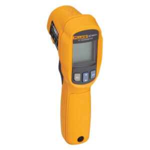 Backlit LCD, Infrared Thermometer