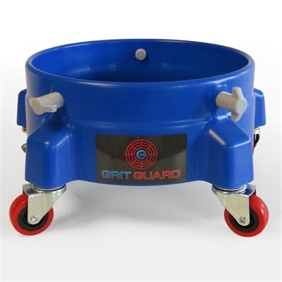 GRIT GUARD BUCKET DOLLY - BLUE