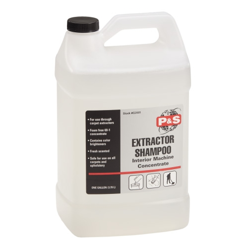 P&S Extractor Shampoo G2001
