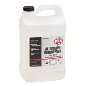 P&S Aluminum Brightener, One Step Aluminum Cleaner - 1 gal.