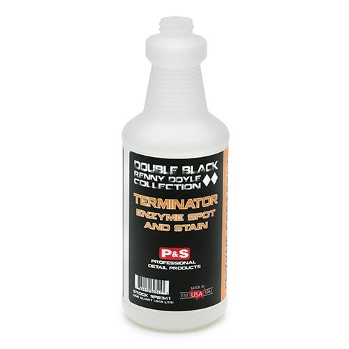 P&S Double Black Spray Bottle, 32 oz. - Terminator