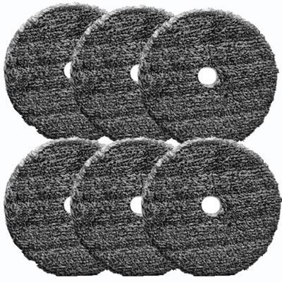 "Buff and Shine 392MFP 3"" Uro-Fiber Microfiber Pad - 3 pack"