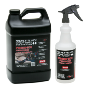 P&S DOUBLE BLACK FINISHER PEROXIDE TREATMENT GALLON W/ BOTTLE & TRIGGER