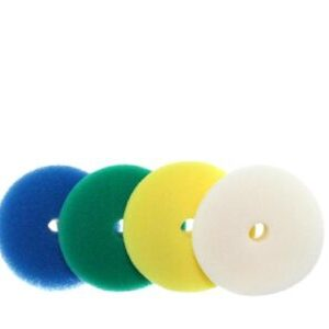 "RUPES BigFoot 6"" Foam Polishing Pad Mix & Match 4 Pack"
