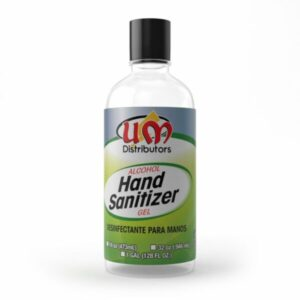 UM Hand Sanitizer Gel