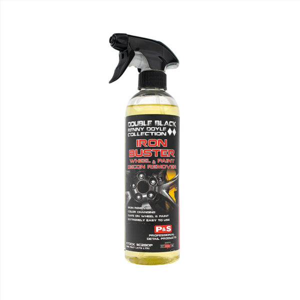P&S Iron Buster | Wheel & Paint Decon Remover Pint 16oz N280P