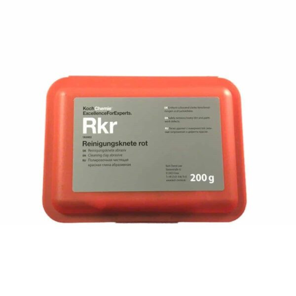 Koch Chemie Clay Bar Red | Abrasive 200 gram