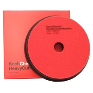 "6"" Koch Chemie Heavy Cut Pad 