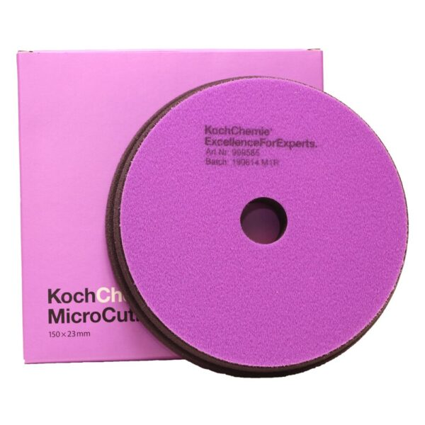 "5"" Koch Chemie Micro Cut Pad 