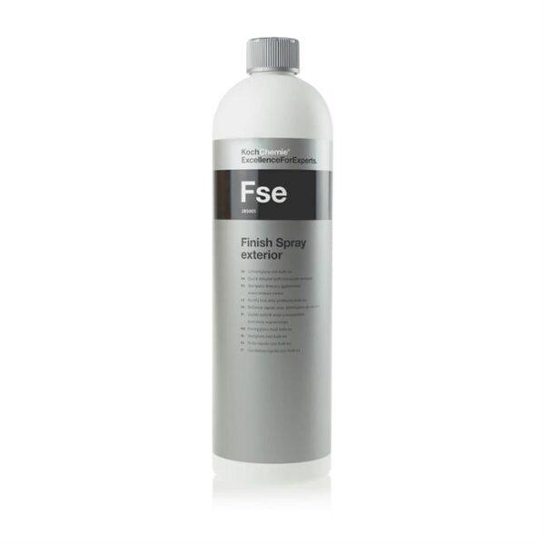 Koch Chemie Finish Spray Exterior | Quick Detailer w/ Limescale Remover 1 Liter
