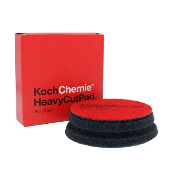 "3"" Koch Chemie Heavy Cut Pad 