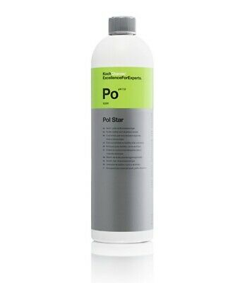 Koch Chemie Pol Star | Interior Leather and Textile Cleaner 1 Liter