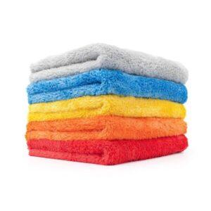 TRC Edgeless 500 4 Pieces Microfiber Towels Kit