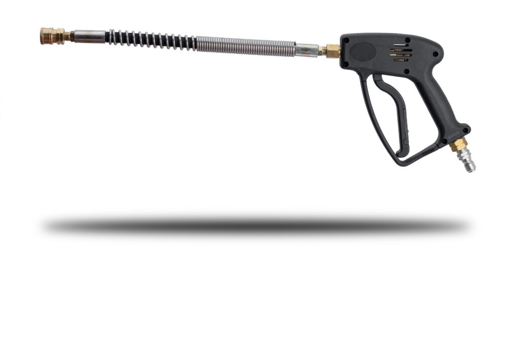 UM High Pressure Spray Gun Flexible Wand Quick Connect