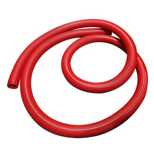 UM Vac Hose 1.5 In. X 15 Ft. - Red