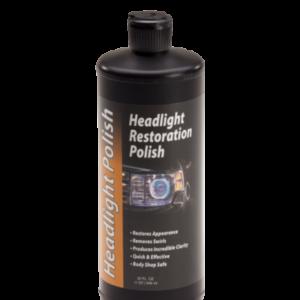 HEADLIGHT RESTORATION POLISH