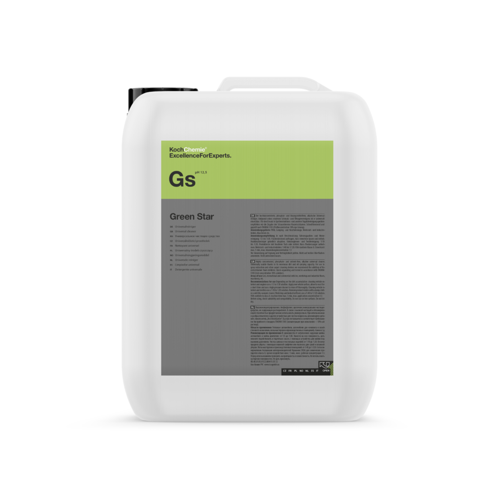 Koch Chemie GS Green Star Universal Cleaner 5 Liter