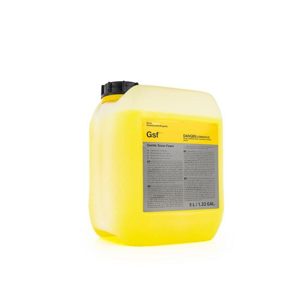 Koch Chemie Gentle Snow Foam | GSF Soap 5 Liter