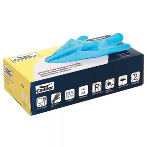 Nitrile, Disposable Gloves, Powder-Free, 3.15 mil Palm Thickness
