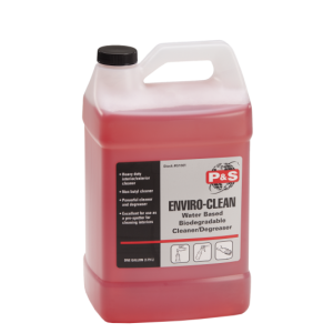 P&S Enviro Clean Water Based Biodegradable Cleaner