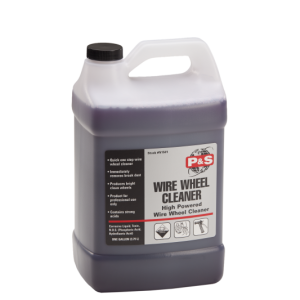 P&S Wire Wheel Cleaner