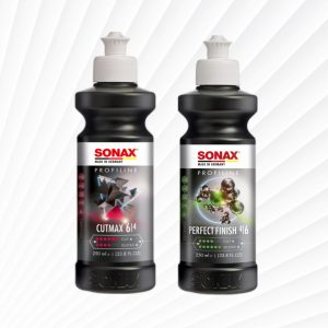 SONAX KIT CUT-MAX & PERFECT FINISH 250ML