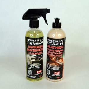 P&S Renny Doyle Interior Kit – Leather Treatment & Xpress Interior Cleaner