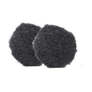 Buff and Shine Uro-Wool Blend Pad Grey 3