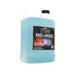 P&S Rags to Riches Premium Microfiber Detergent Gallon | Microfiber Wash