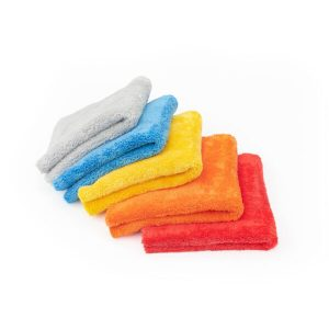 EAGLE EDGALESS MICROFIBER TOWEL ULTRA PLUSH 16X16 5 PACK | Korean