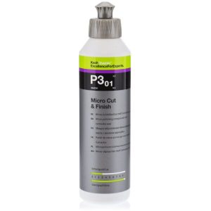Koch Chemie Micro Cut & Finish Polish w/ Carnauba Wax | P3.01 250ml