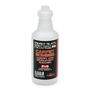 P&S Double Black Spray Bottle, 32 oz. - Carpet Bomber