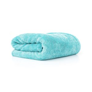 THE LIQUID8R TWIST LOOP MICROFIBER DRYING TOWEL